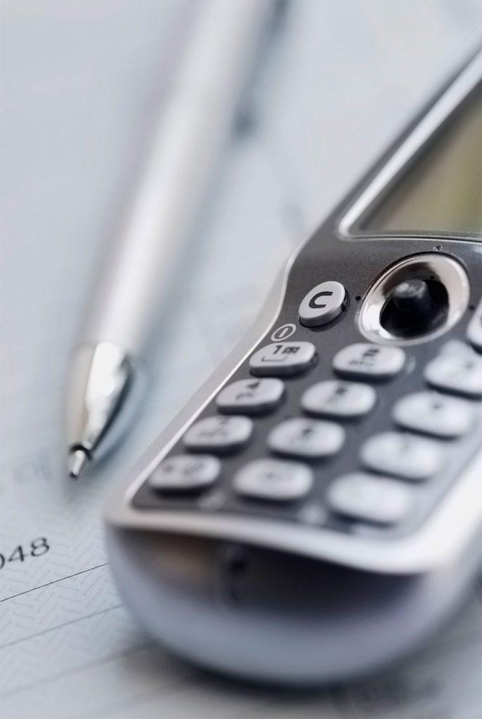Contabilizaciones y presentación de impuestos